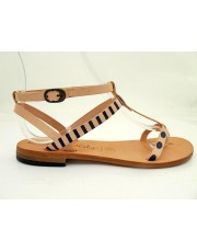 Leather Sandal Antibes