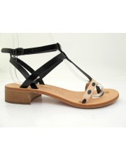 Leather Sandal Saint Tropez